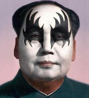 Mao komicky vyobrazen
