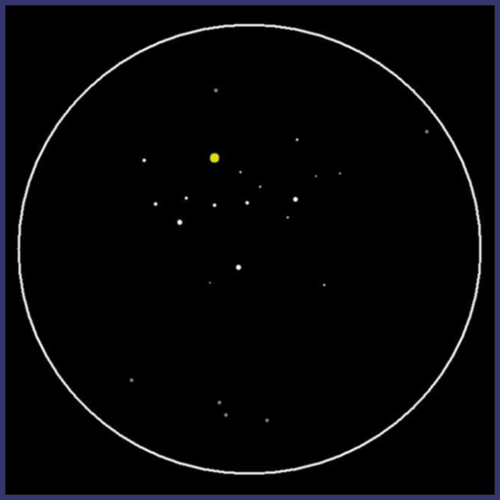 DO26, cúmulo abierto en Canis Minor DO26-002