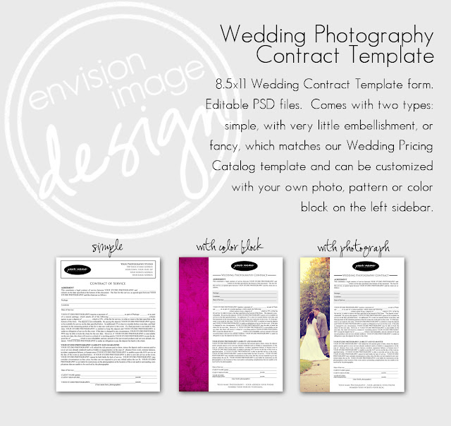 Wedding Photography Contract Template 10