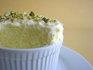 :pastry studio: Cold Lemon Soufflé
