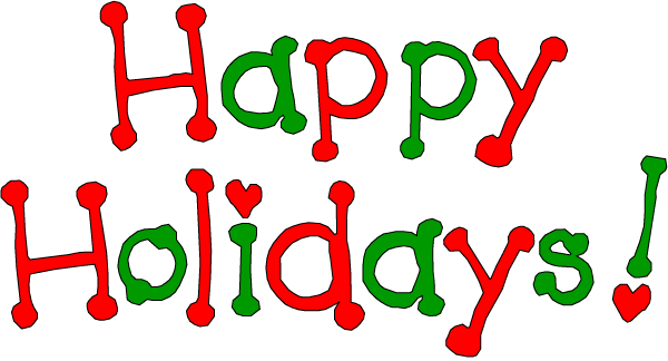 Beutiful,Amazing & Hot Wallpapers: Happy Holidays Clip Art