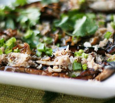 Eggplant Recipe Crabmeat Food