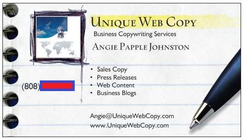 Content writing company names