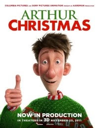 Arthur Christmas le film