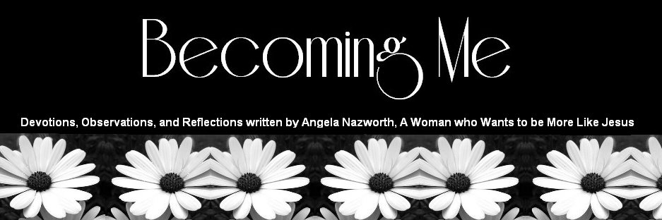 Becoming Me by Angela Nazworth