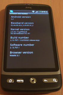 IMAG0150 HTC Desire İncelemesi