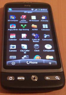 IMAG0146 HTC Desire İncelemesi