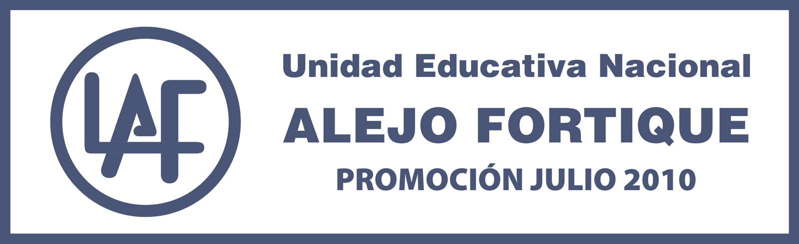 U.E. LICEO ALEJO FORTIQUE