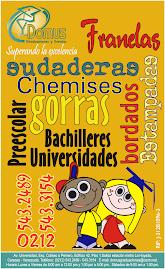 PUBLICIDAD SUDADERA