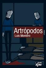 Artrópodos, de Luis Montero