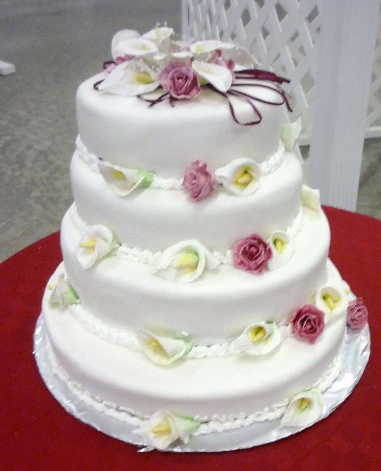 Wedding Cakes « Country Encounters