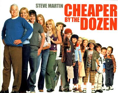 Cheaper by the dozen book essay