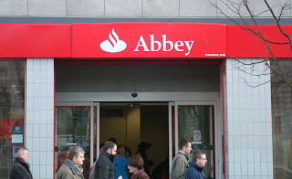 Abbey sign in Belfast