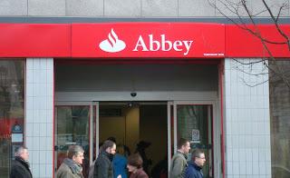 Abbey sign in Belfast