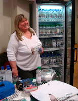 Selling branded bottled water - Only Our Rivers Run Free