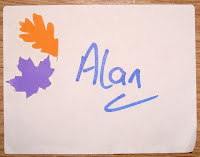 Badge - Alan