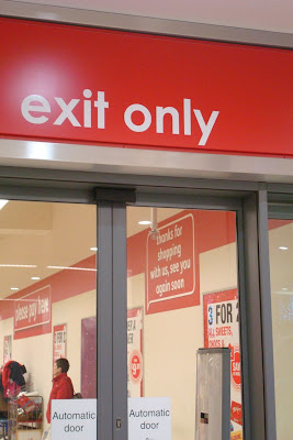 Exiting Woolworths or Woolworths exiting?