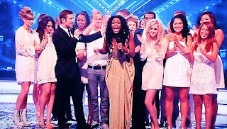Video capture by Harvey Dogson/Flickr from X-factor final 2008