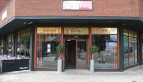 The Advocate, Chichester Street, Belfast - ceased trading in January 2009
