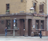 The Garrick bar in Belfast