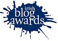Irish Blog Awards logo