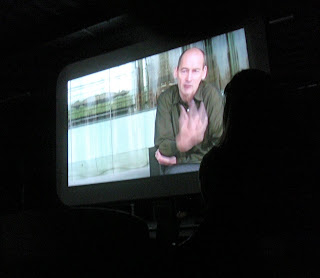 Watching Rem Koolhaas - A Kind of Architect in Belfast's Black Box venue