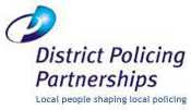 District Policing Partnership logo