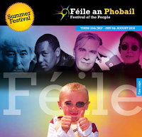 August Féile festival programme cover