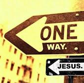 Único caminho Jesus