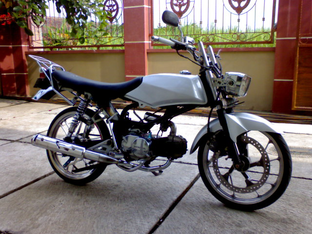 Picture Modifikasi Motor Win