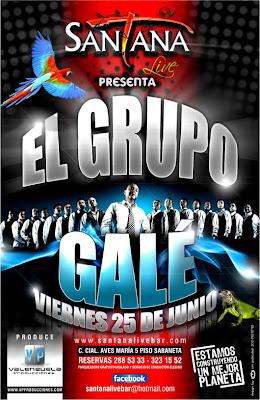 Grupo Galé @ Santana Bar - Sabaneta