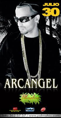 Arcangel @ Medellín 30 de Julio de 2010