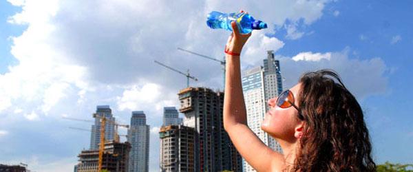 Ola de calor afecta el clima de Buenos Aires