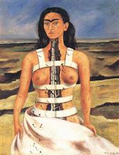 La columna rota, de Frida Kahlo