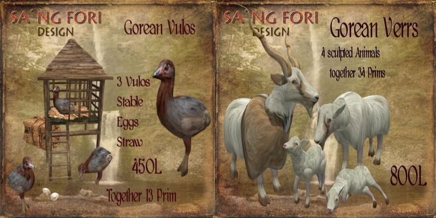 Aninmals of the Oasis Animals7