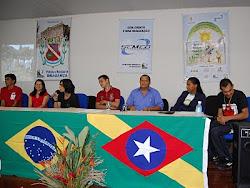 Exposição das metodologias aos peruanos