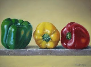 Learn oil painting techniques online for Learn to paint with oils for free