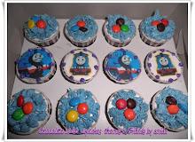 Edible Image & Buttercream Cupcakes