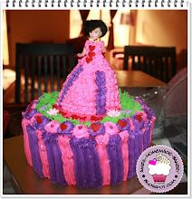 Doll Cake 3