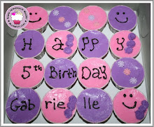 Purple & Pink Theme Cupcakes