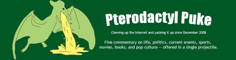 Pterodactyl Puke
