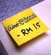 DAPATKAN KHIDMAT REFLEKSOLOGI DENGAN RM 15 SEKITAR LEMBAH KLANG