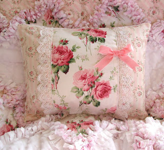 baby rag quilts chenille pink shabby rose baby girl rag. Black Bedroom Furniture Sets. Home Design Ideas