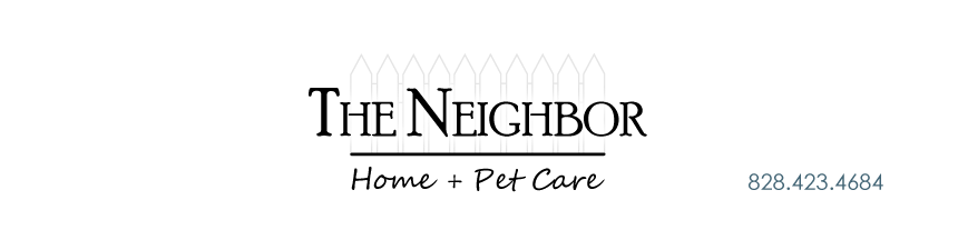 Pet sitting, dog walking, house sitting & more -- Hendersonville, NC,