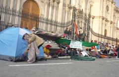 SOLIDARIDAD CON LOS TRABAJADORES DE ALICORP
