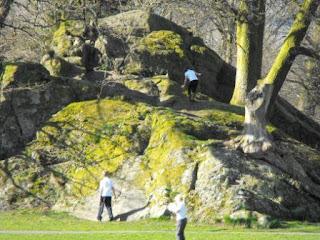 Rothay Park Rock Ambleside
