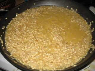 barley cooking
