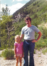 Me & Dad, Camping In Colorado