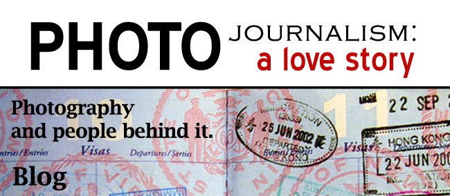 Photojournalism: A love story
