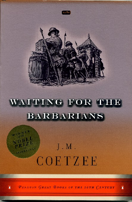 waiting for the barbarians book reviews